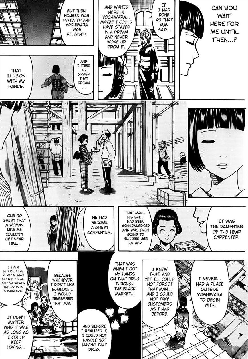 Gintama Chapter 495  Online Free Manga Read Image 11