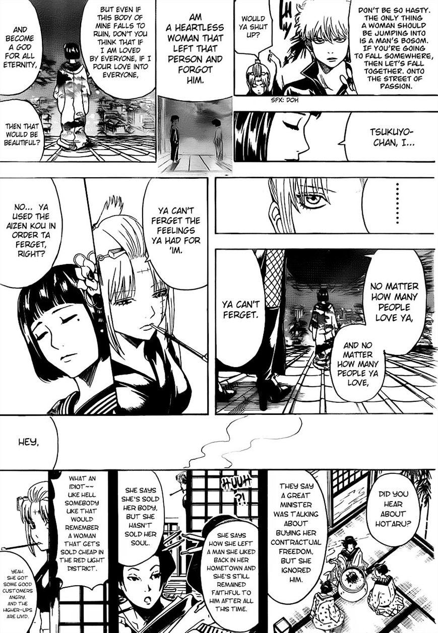 Gintama Chapter 495  Online Free Manga Read Image 9