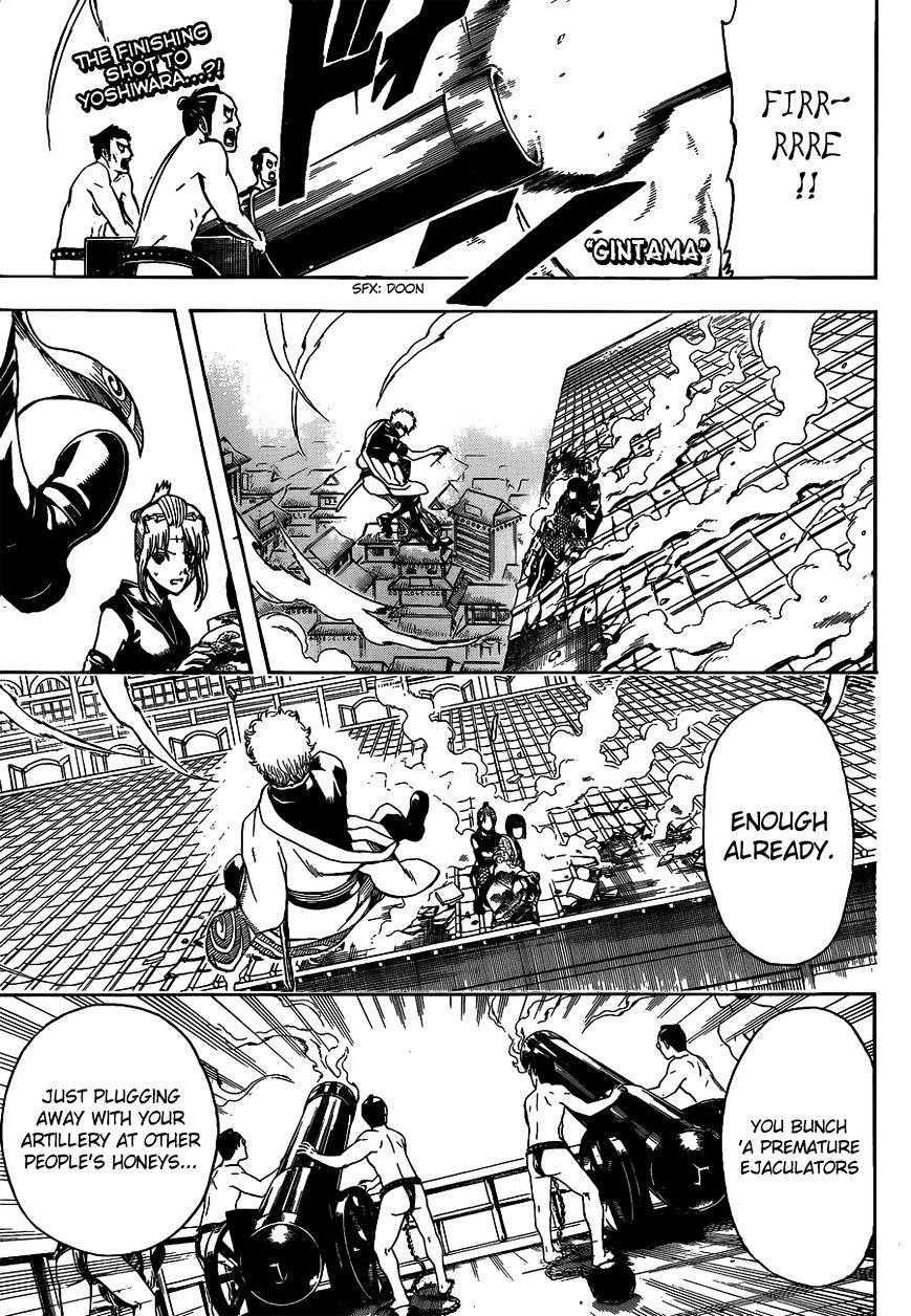 Gintama Chapter 496  Online Free Manga Read Image 1