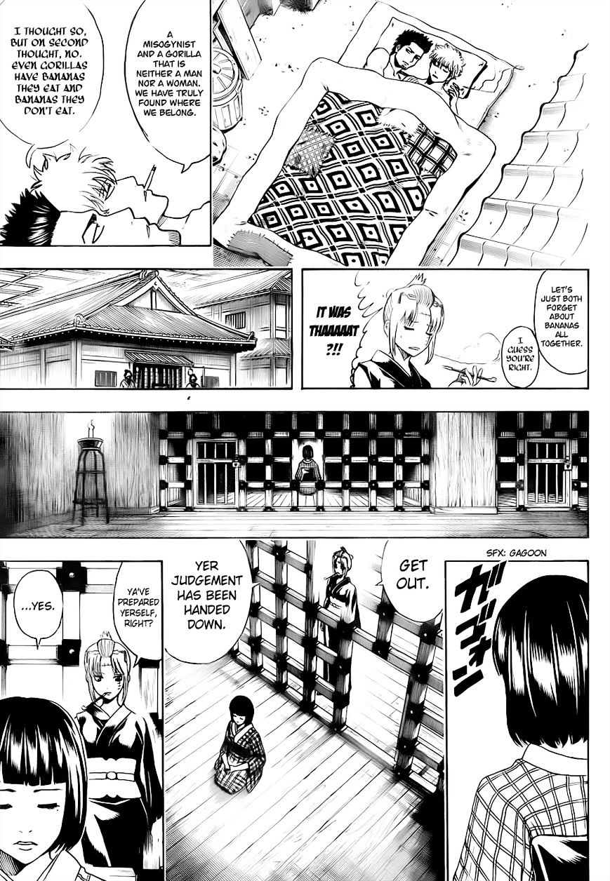Gintama Chapter 496  Online Free Manga Read Image 11