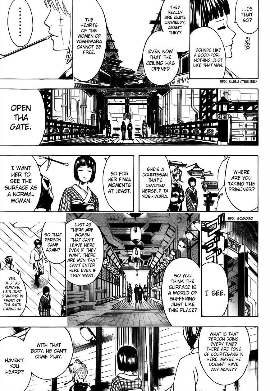 Gintama Chapter 496  Online Free Manga Read Image 13