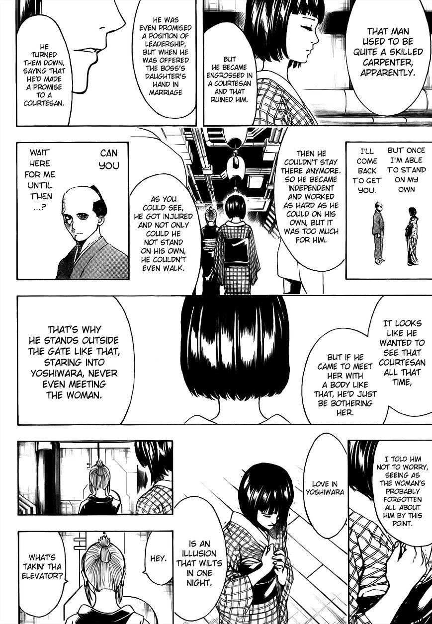 Gintama Chapter 496  Online Free Manga Read Image 14