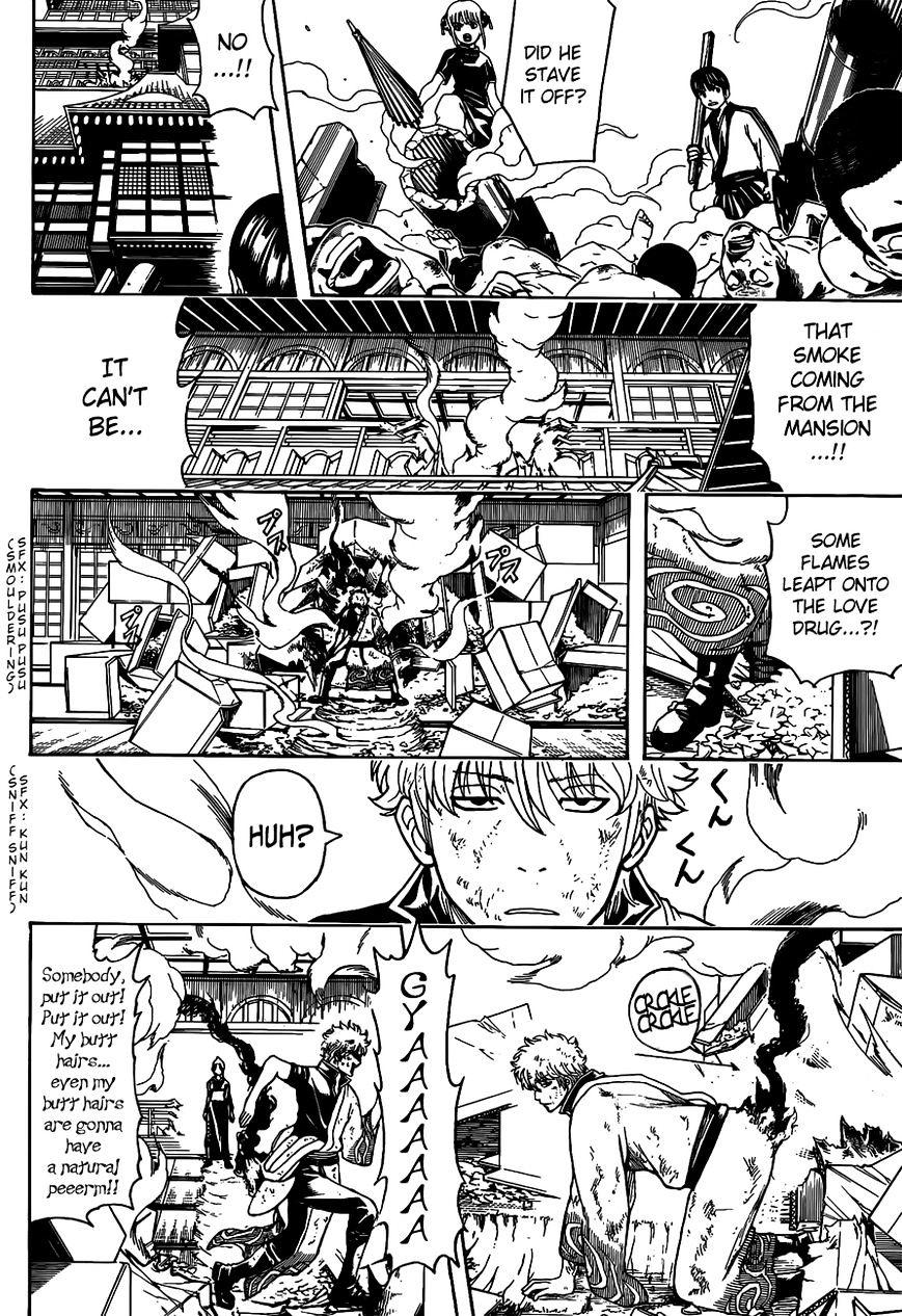 Gintama Chapter 496  Online Free Manga Read Image 4