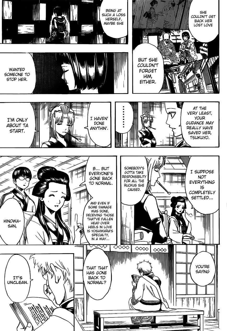 Gintama Chapter 496  Online Free Manga Read Image 7