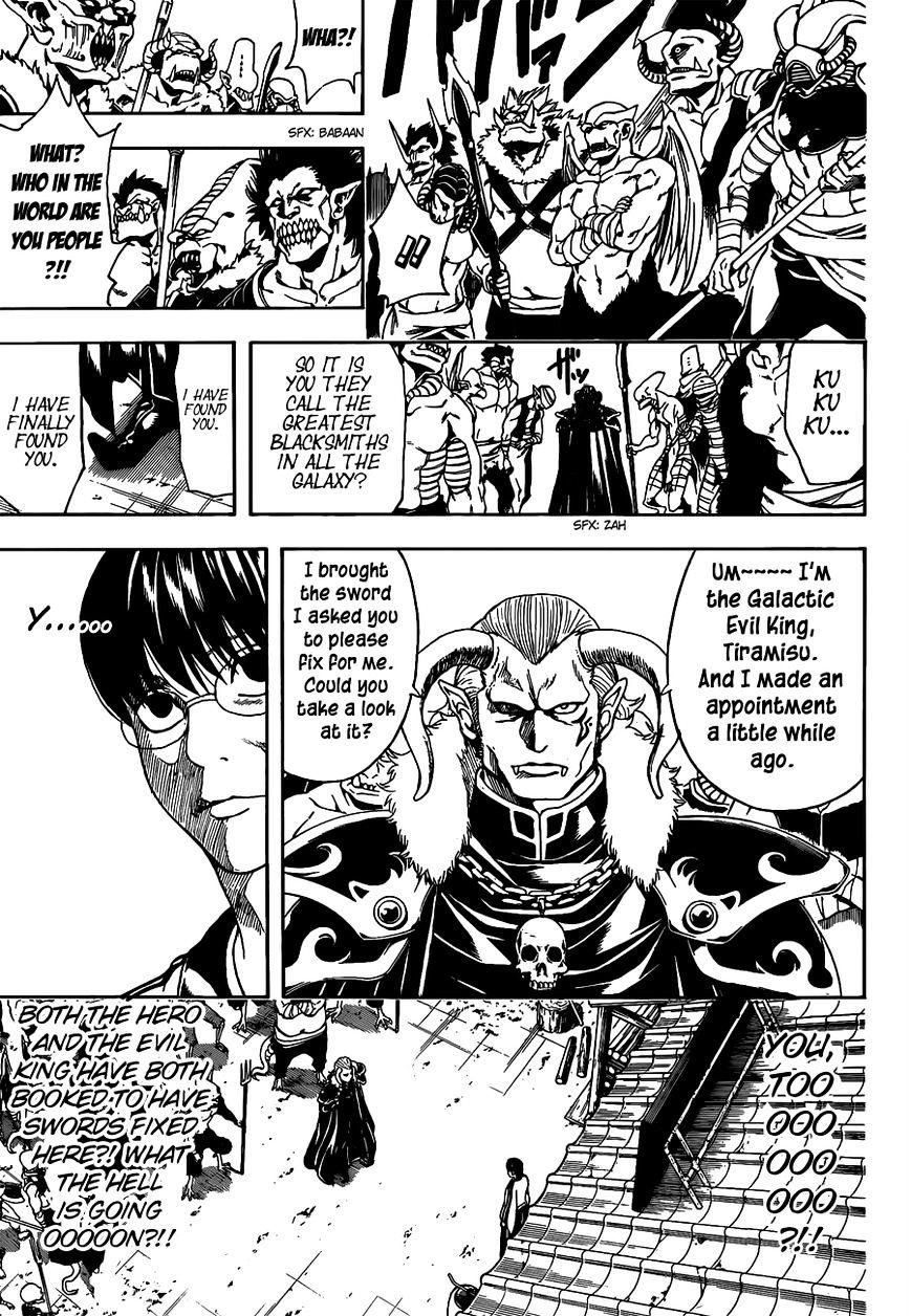 Gintama Chapter 497  Online Free Manga Read Image 9