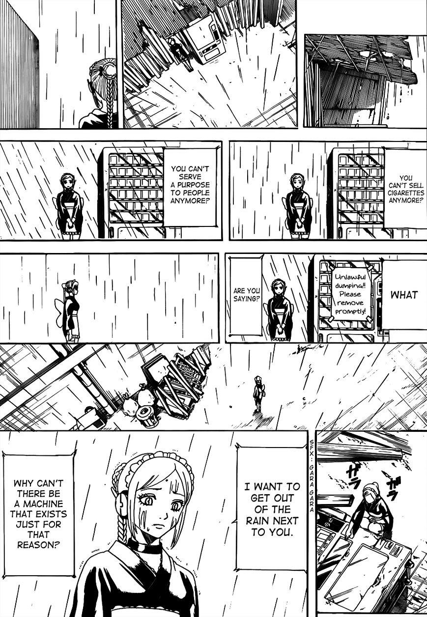 Gintama Chapter 498  Online Free Manga Read Image 14