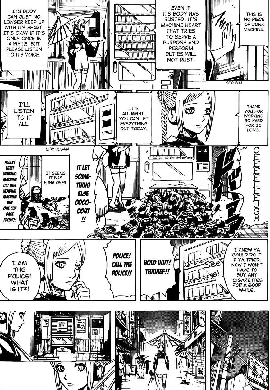 Gintama Chapter 498  Online Free Manga Read Image 5