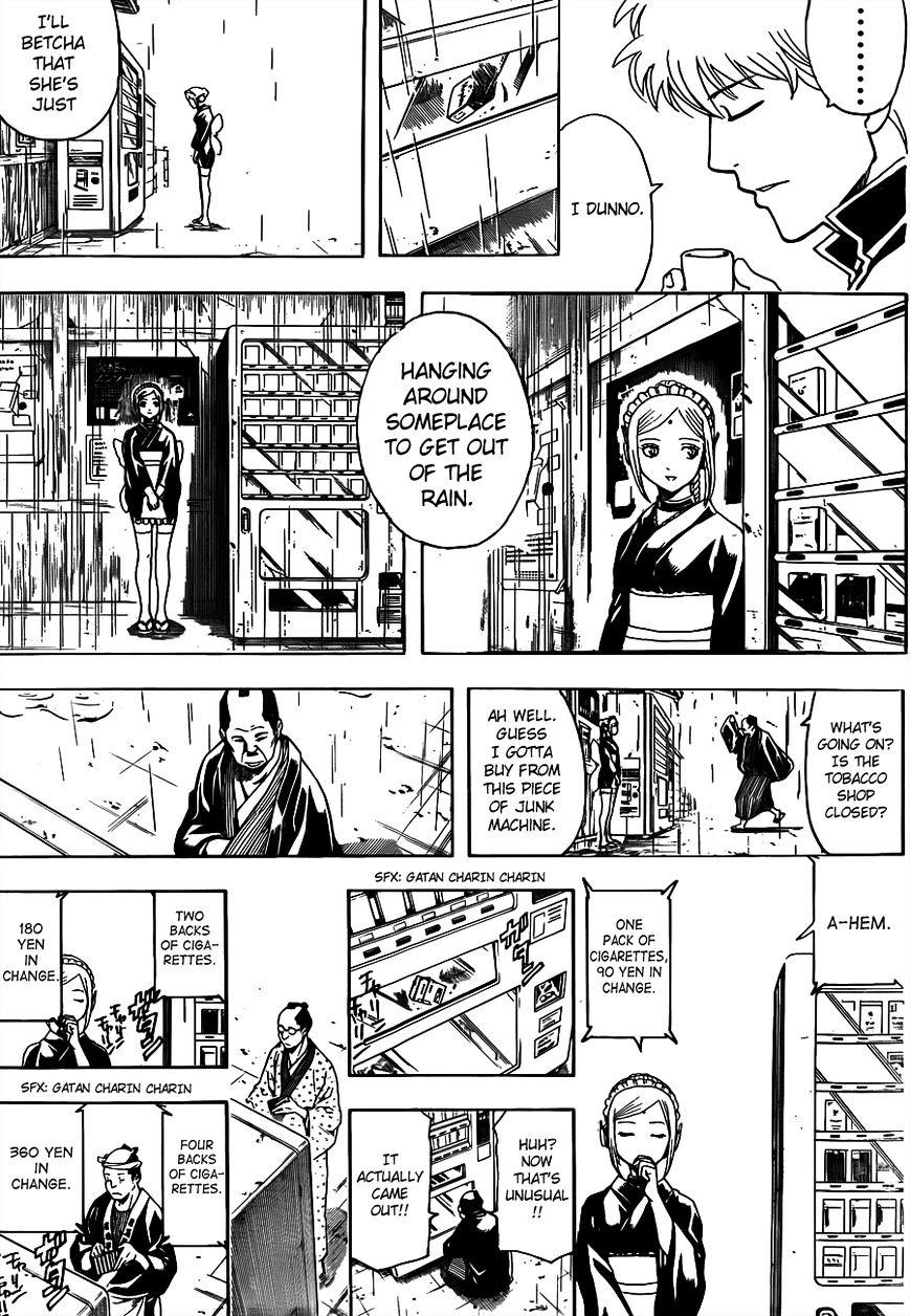 Gintama Chapter 498  Online Free Manga Read Image 9