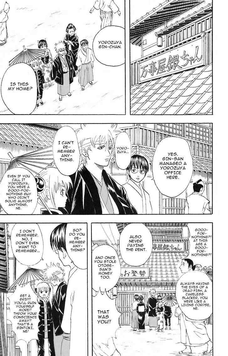 Gintama Chapter 50  Online Free Manga Read Image 13