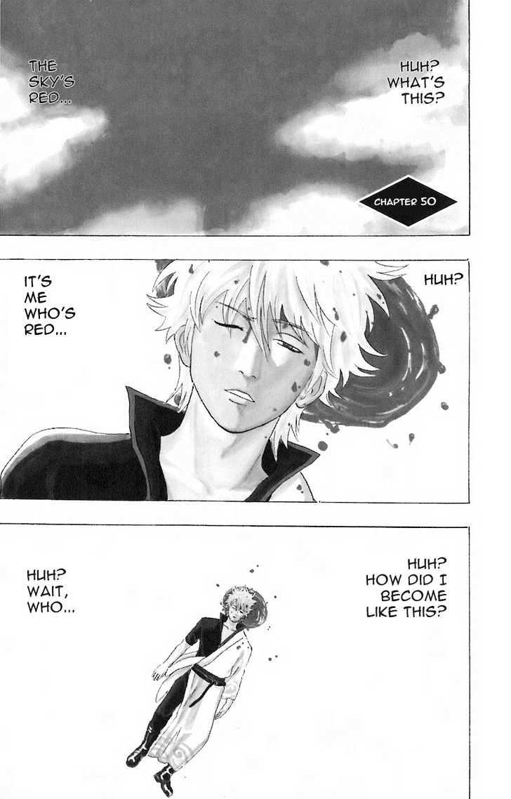 Gintama Chapter 50  Online Free Manga Read Image 5
