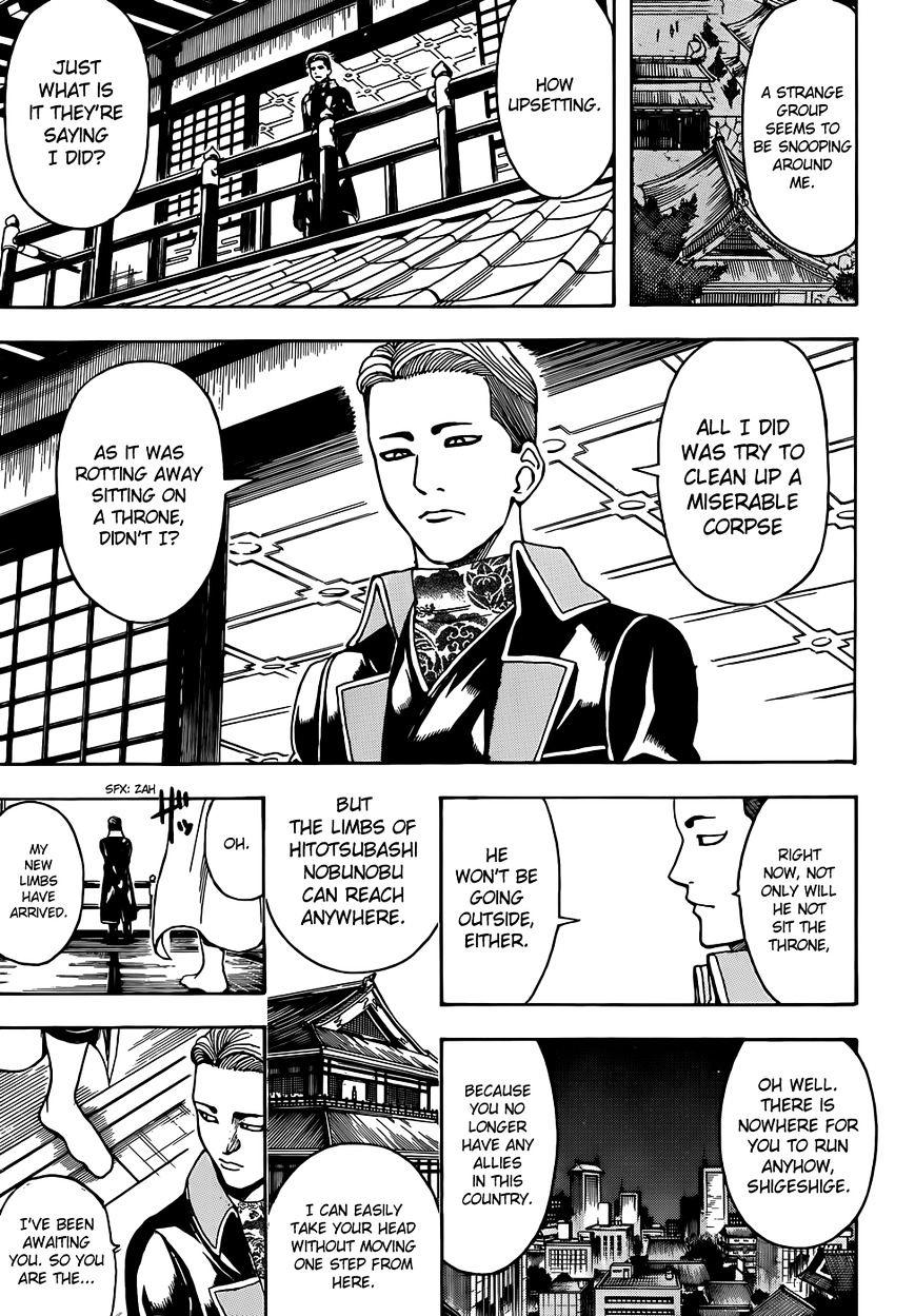 Gintama Chapter 502  Online Free Manga Read Image 17