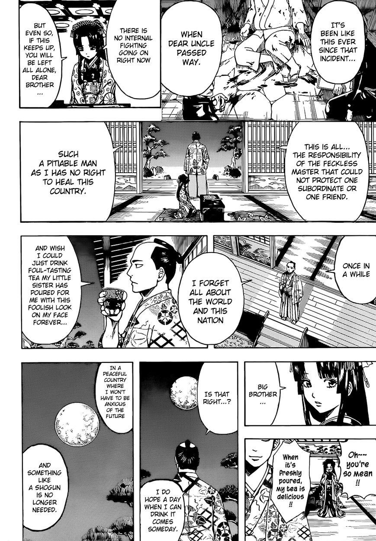 Gintama Chapter 502  Online Free Manga Read Image 4