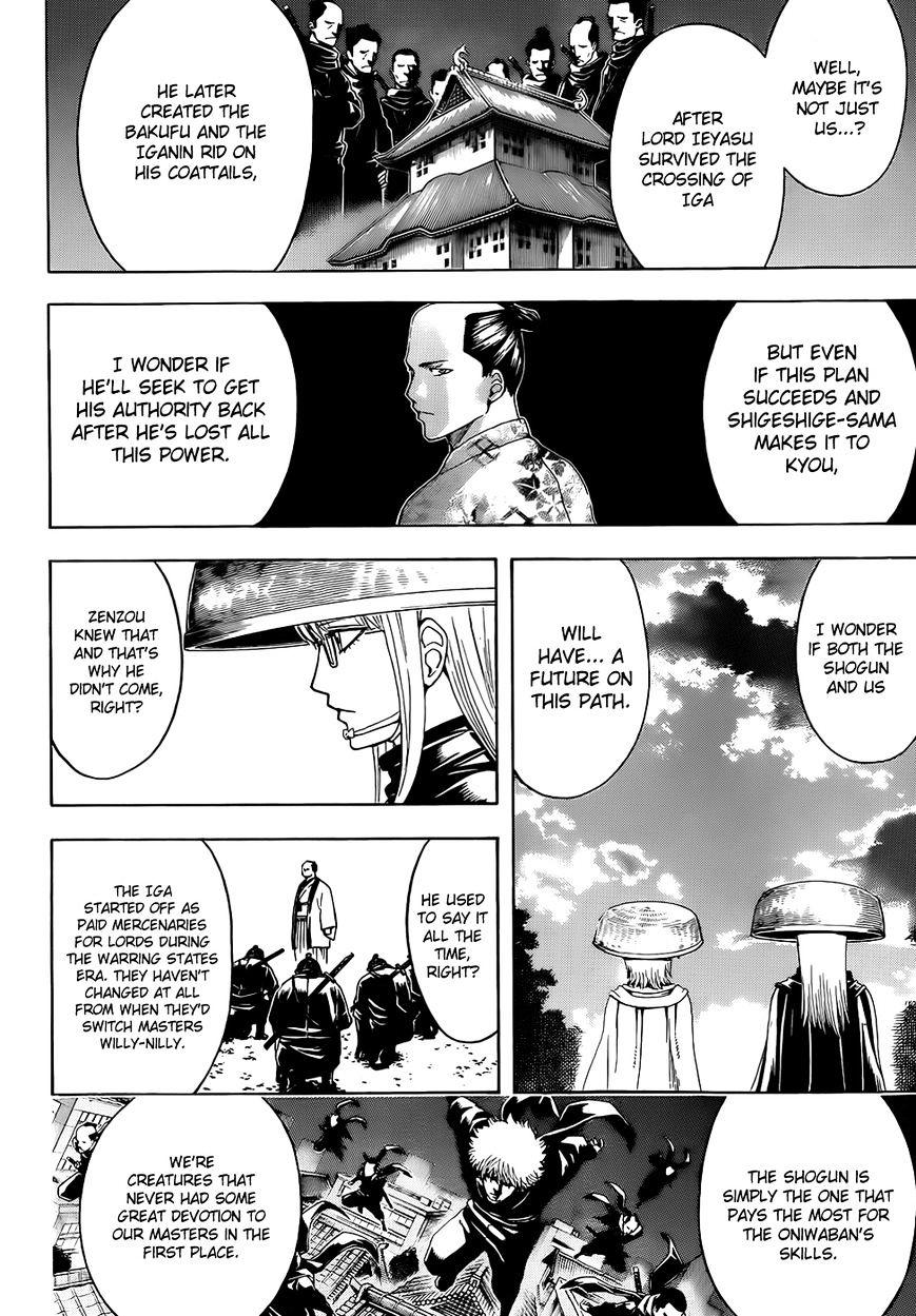 Gintama Chapter 504  Online Free Manga Read Image 6