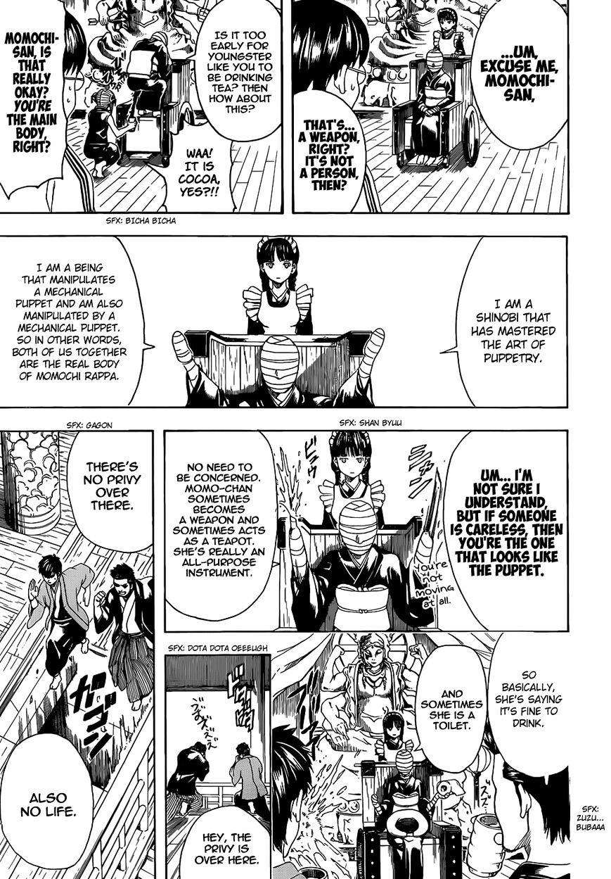 Gintama Chapter 507  Online Free Manga Read Image 13