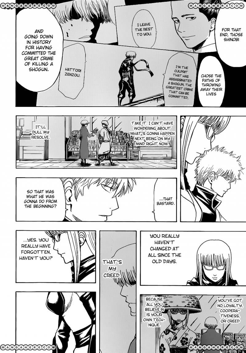 Gintama Chapter 507  Online Free Manga Read Image 18