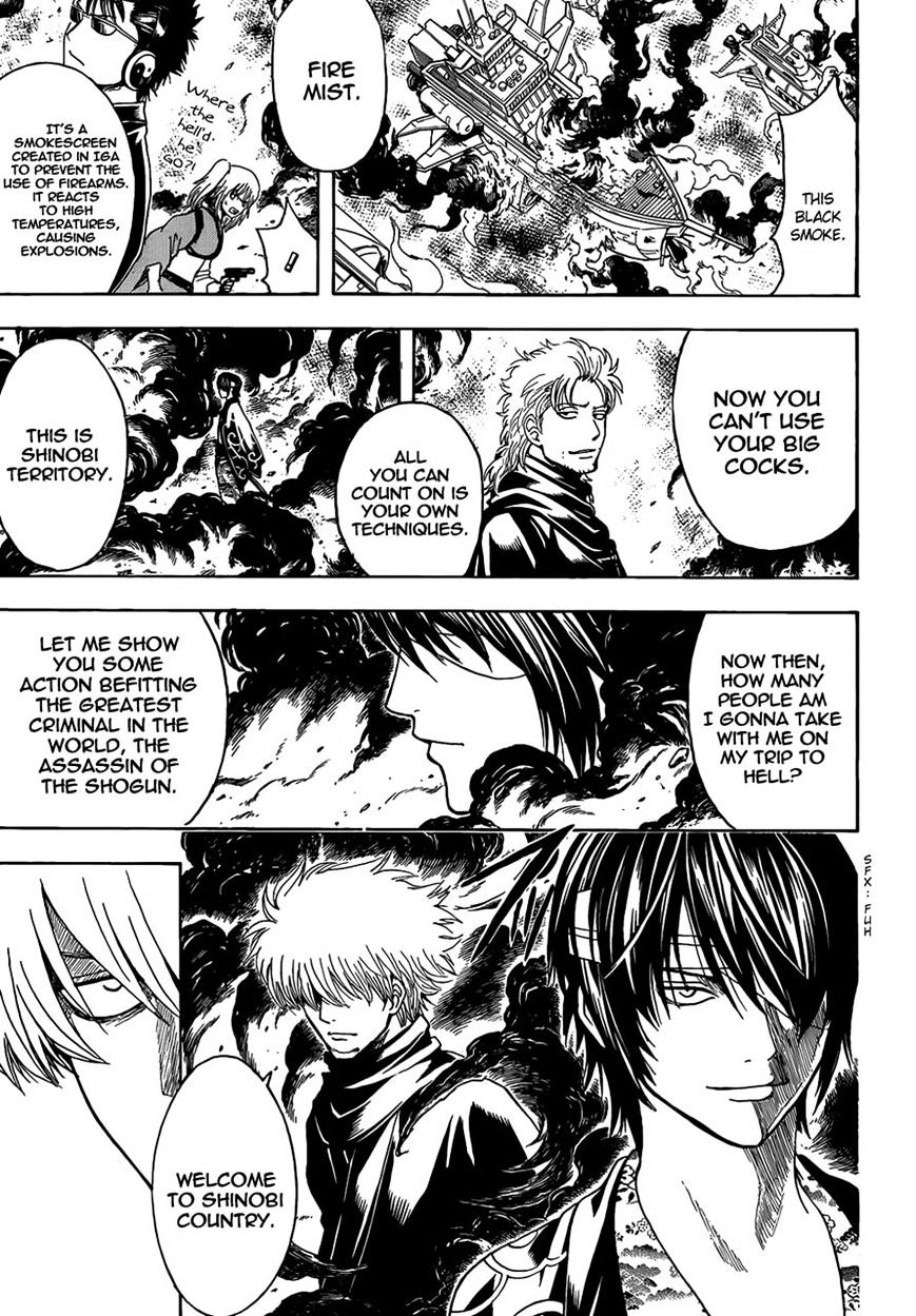 Gintama Chapter 508  Online Free Manga Read Image 13
