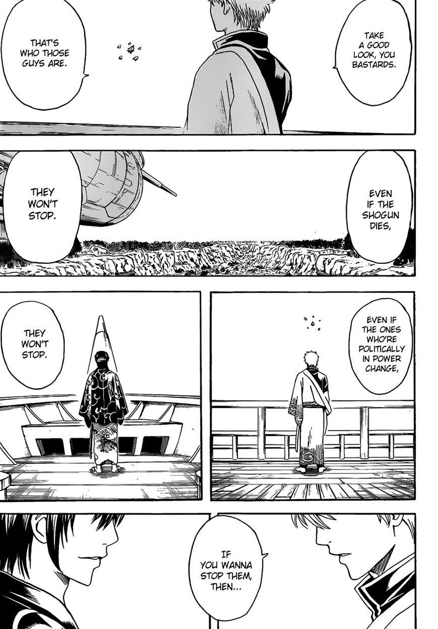 Gintama Chapter 508  Online Free Manga Read Image 3