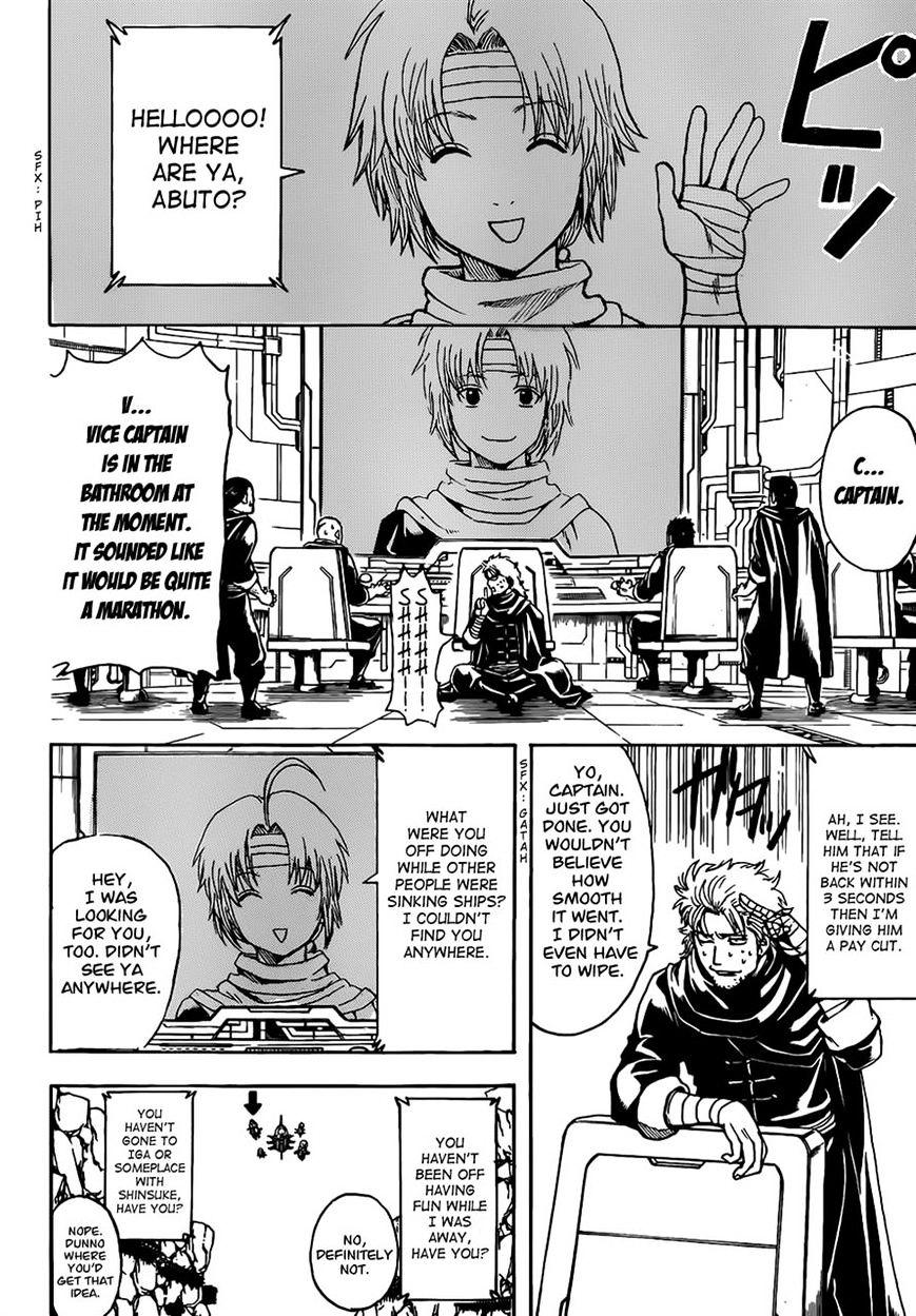 Gintama Chapter 508  Online Free Manga Read Image 6