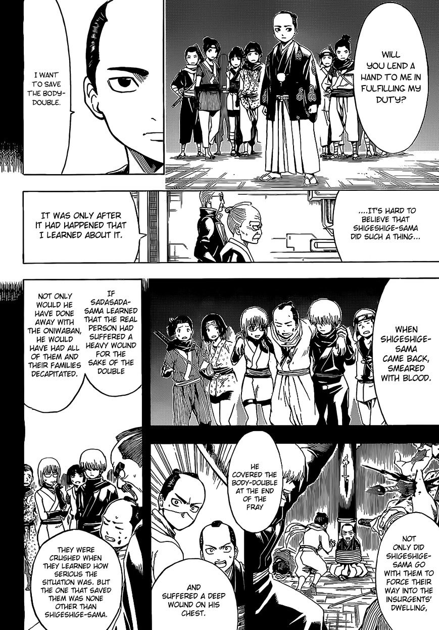 Gintama Chapter 509  Online Free Manga Read Image 12
