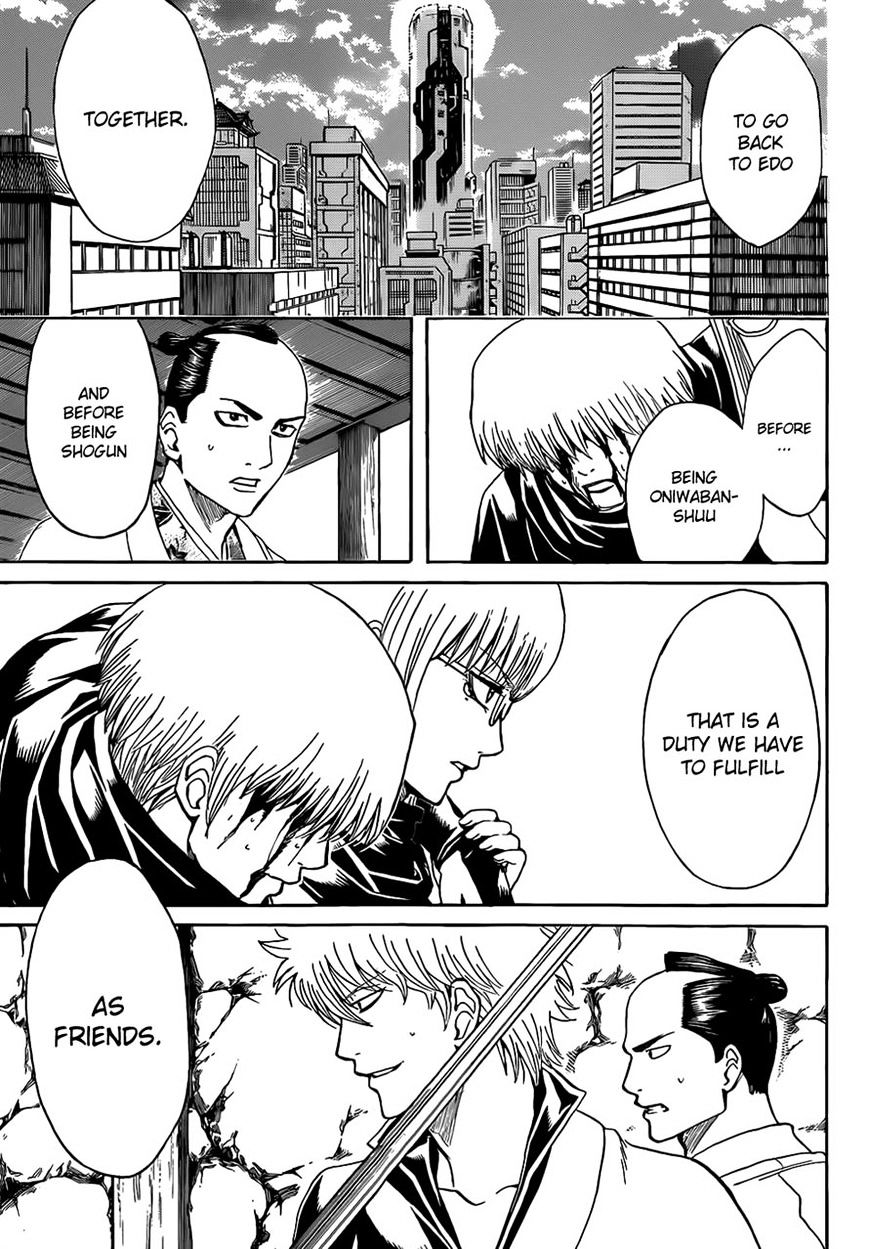 Gintama Chapter 510  Online Free Manga Read Image 13