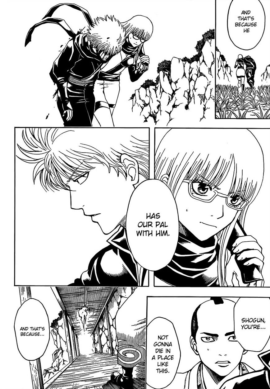 Gintama Chapter 510  Online Free Manga Read Image 8