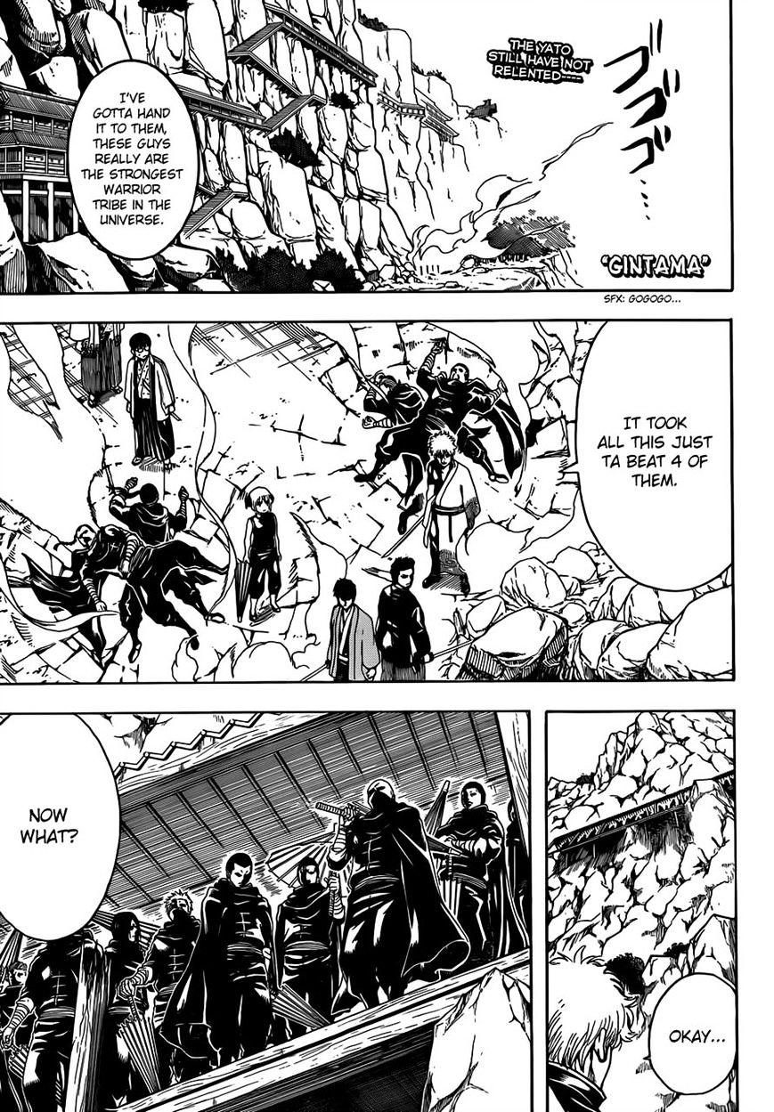 Gintama Chapter 511  Online Free Manga Read Image 1