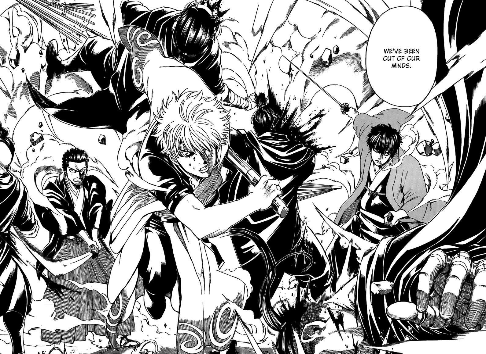 Gintama Chapter 511  Online Free Manga Read Image 8