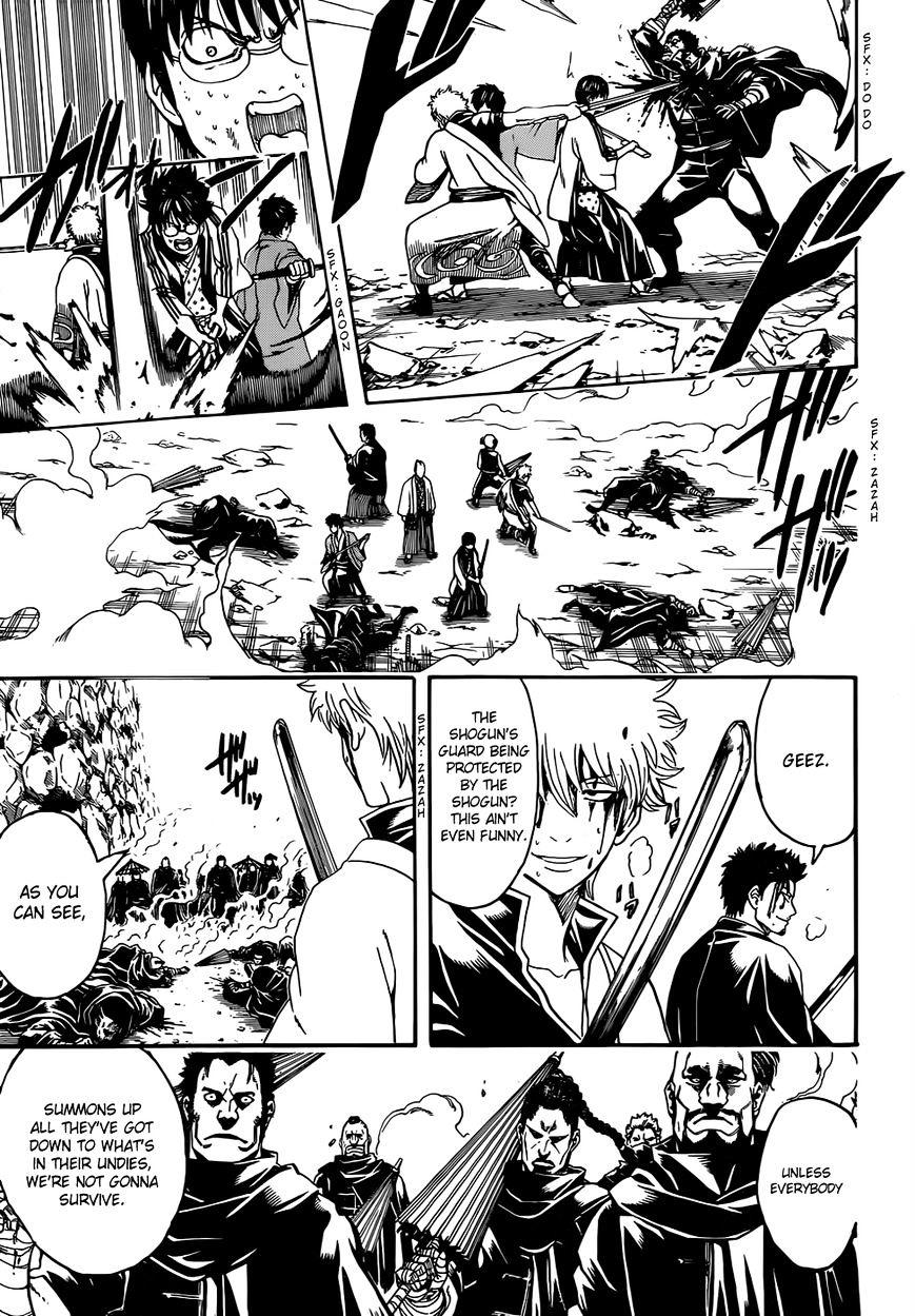 Gintama Chapter 512  Online Free Manga Read Image 8