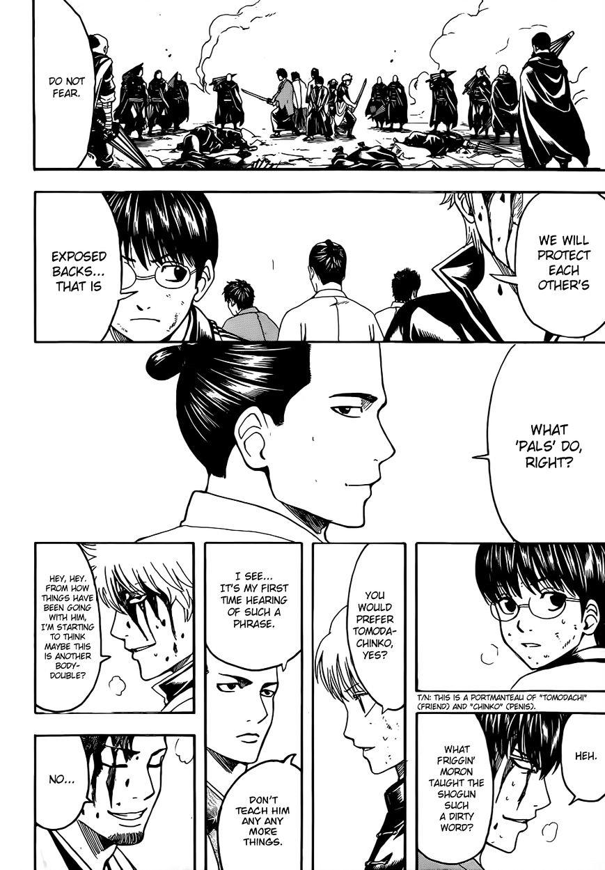 Gintama Chapter 512  Online Free Manga Read Image 9
