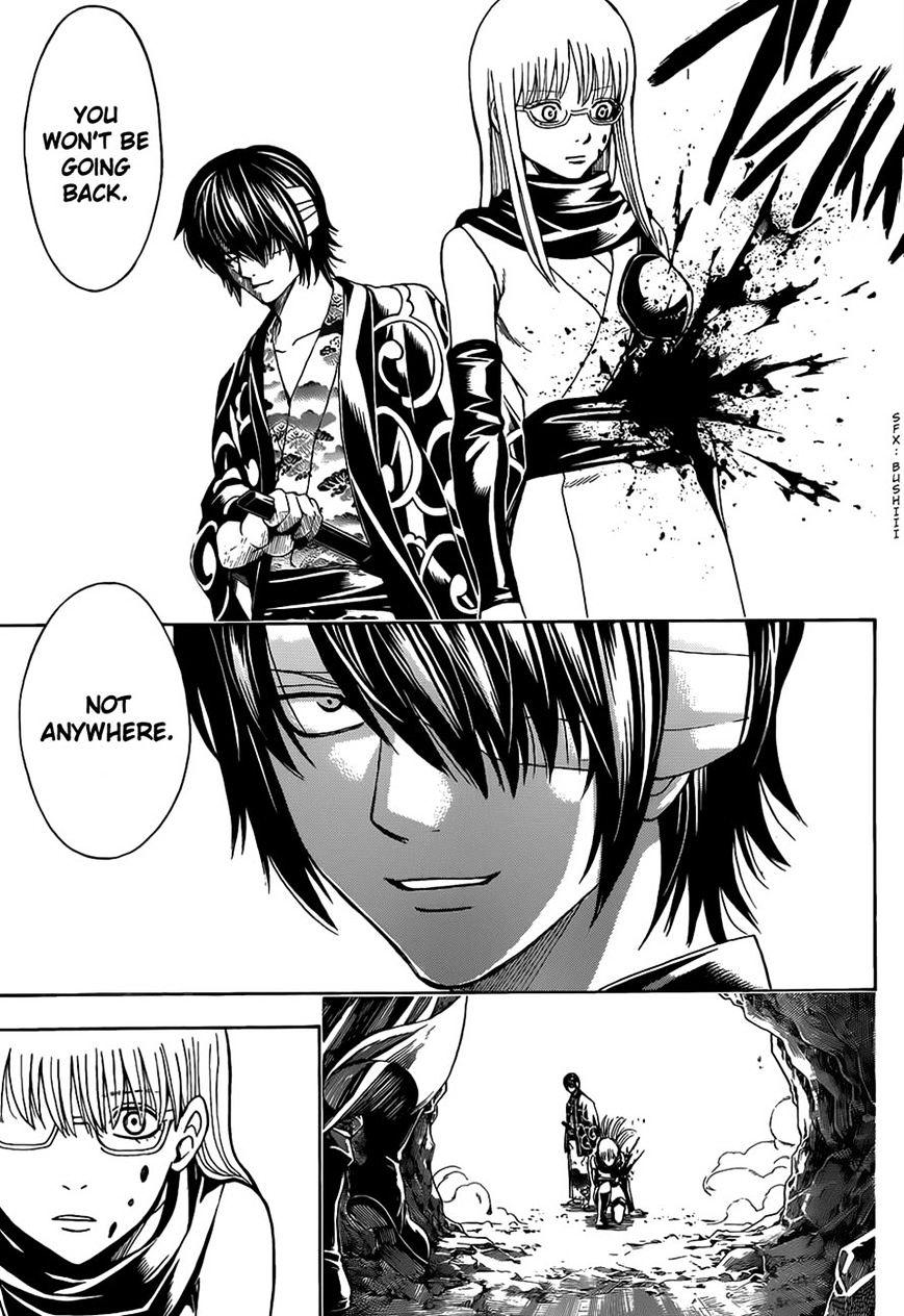 Gintama Chapter 513  Online Free Manga Read Image 11