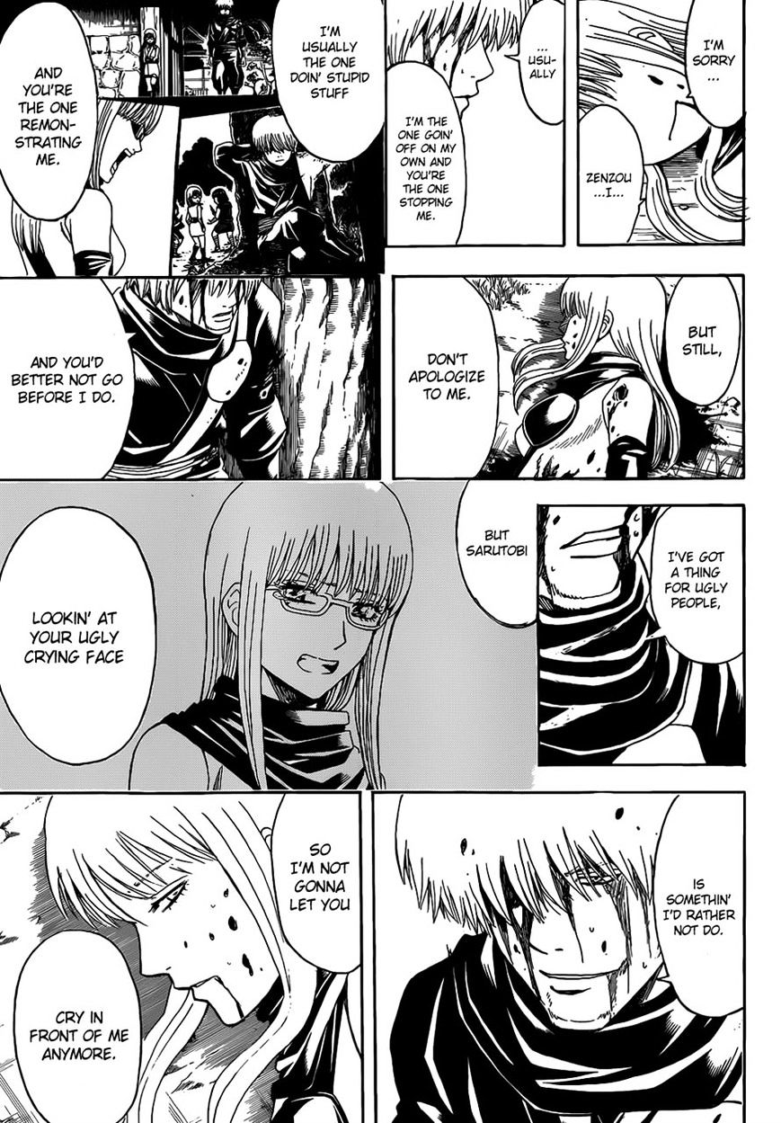 Gintama Chapter 513  Online Free Manga Read Image 15