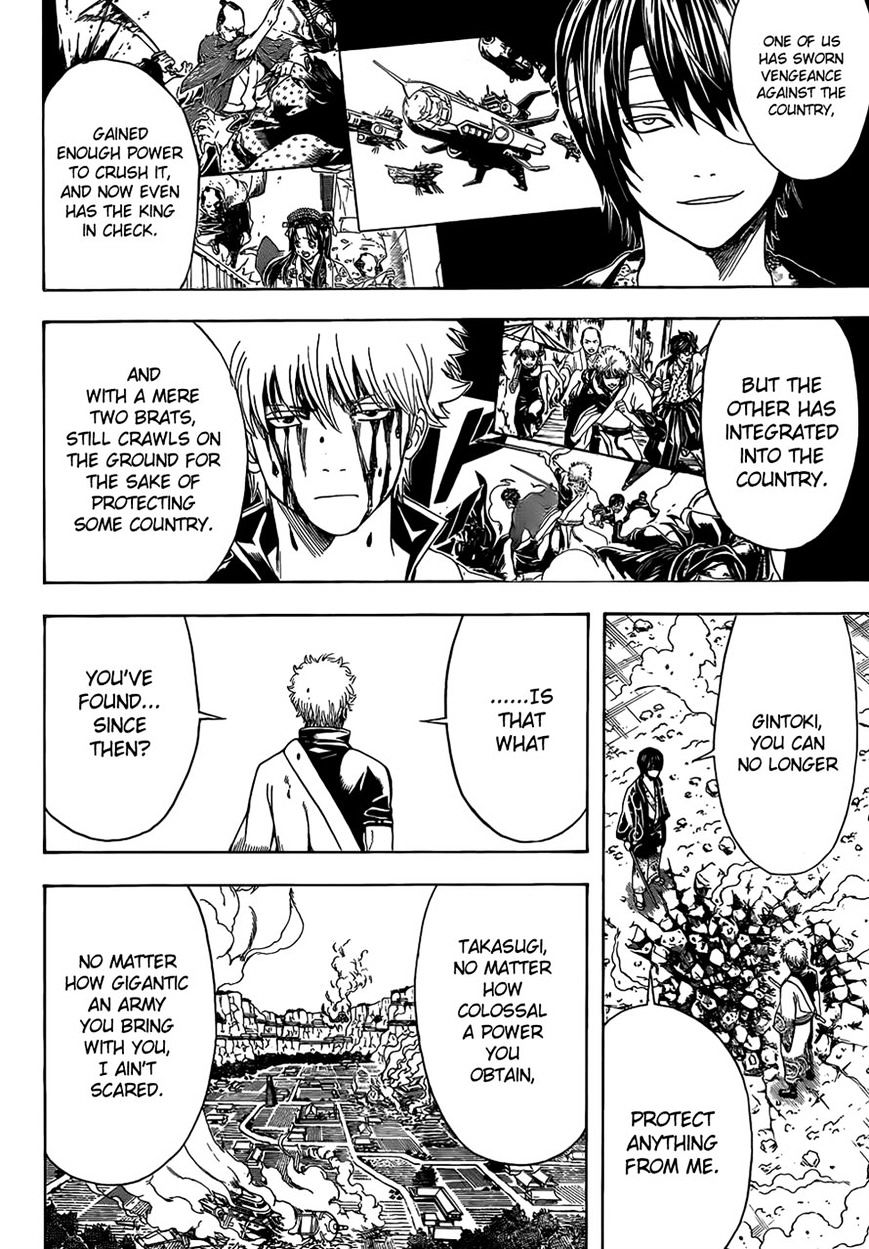 Gintama Chapter 514  Online Free Manga Read Image 14