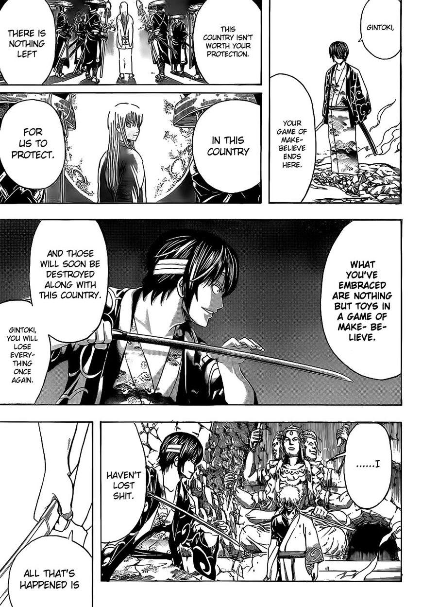 Gintama Chapter 514  Online Free Manga Read Image 17
