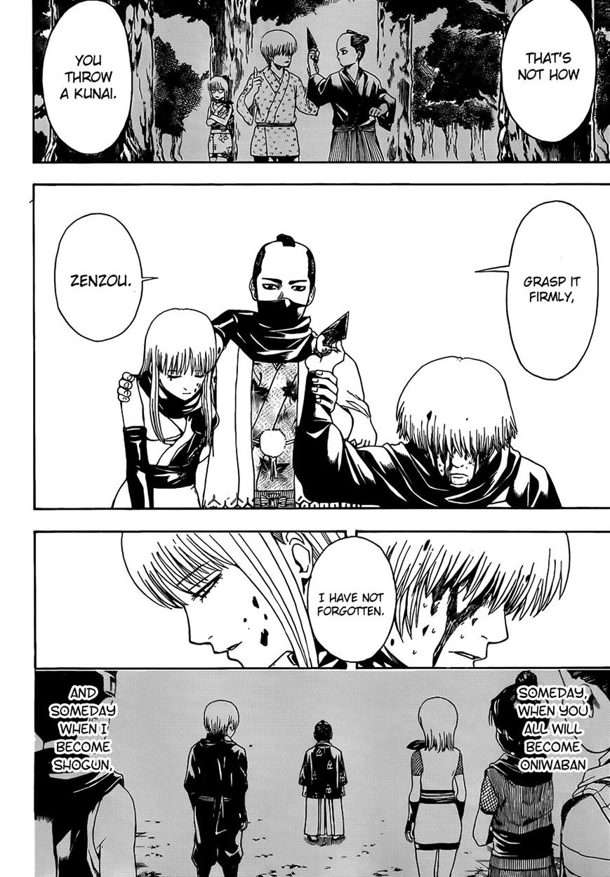 Gintama Chapter 514  Online Free Manga Read Image 8