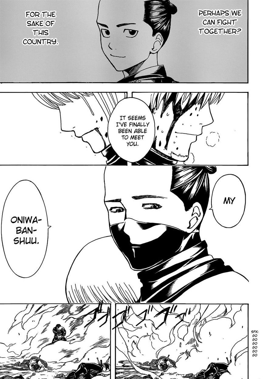 Gintama Chapter 514  Online Free Manga Read Image 9