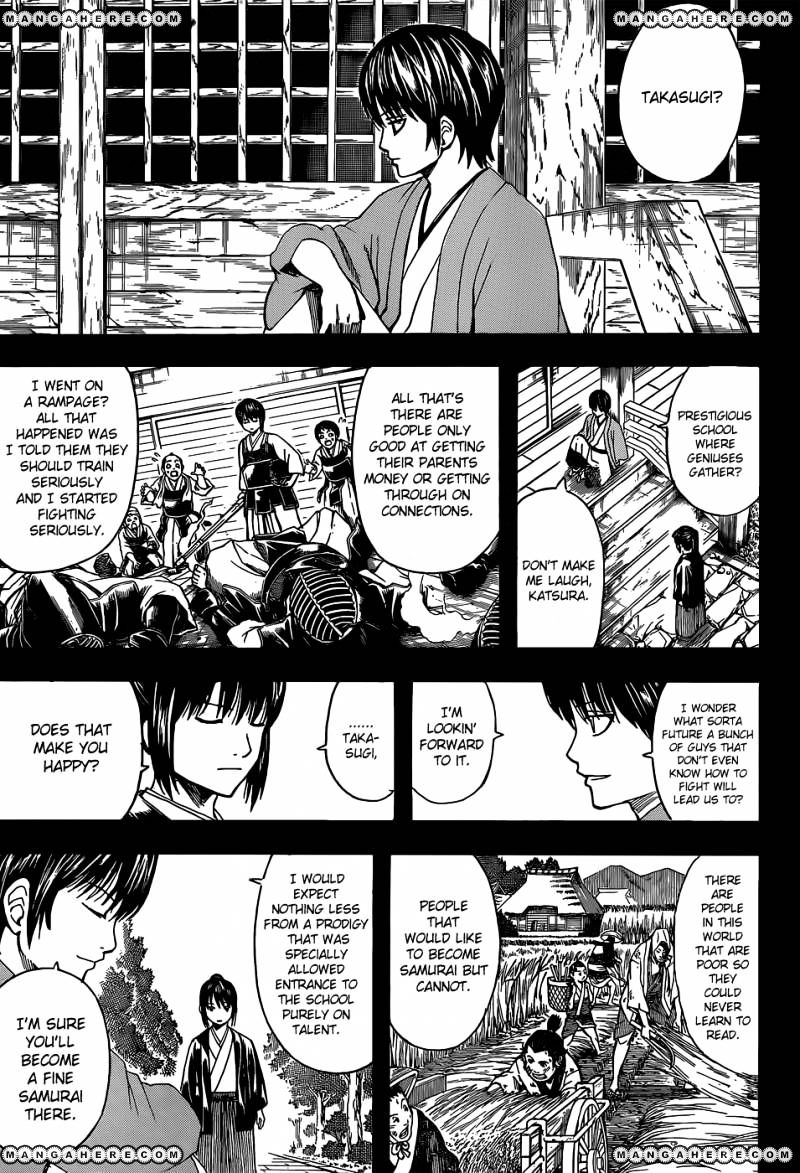 Gintama Chapter 516  Online Free Manga Read Image 13