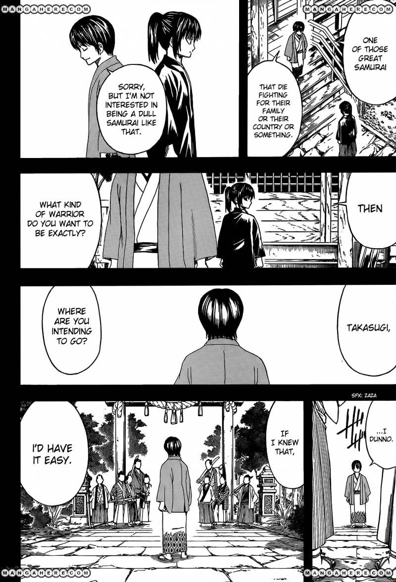 Gintama Chapter 516  Online Free Manga Read Image 14