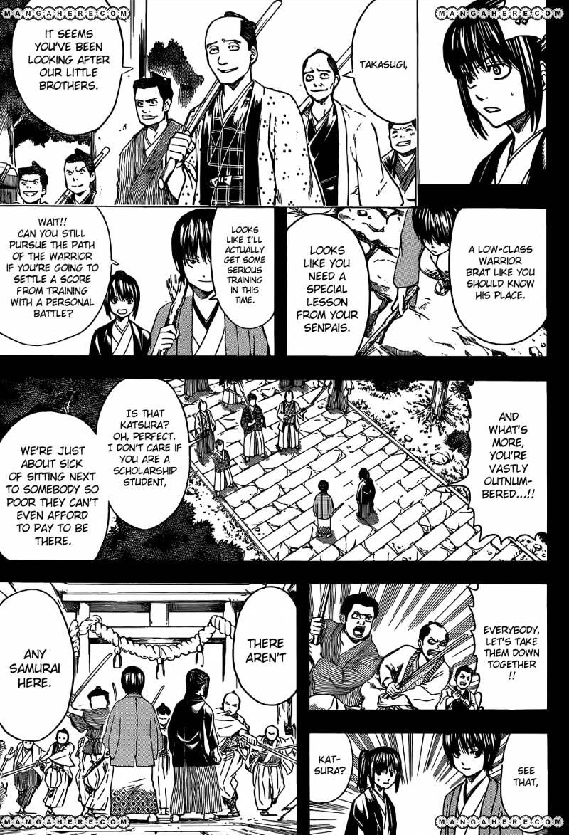 Gintama Chapter 516  Online Free Manga Read Image 15