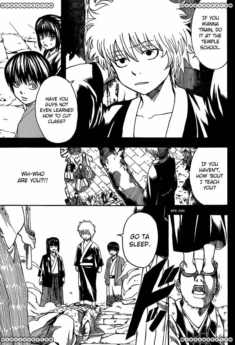 Gintama Chapter 516  Online Free Manga Read Image 17