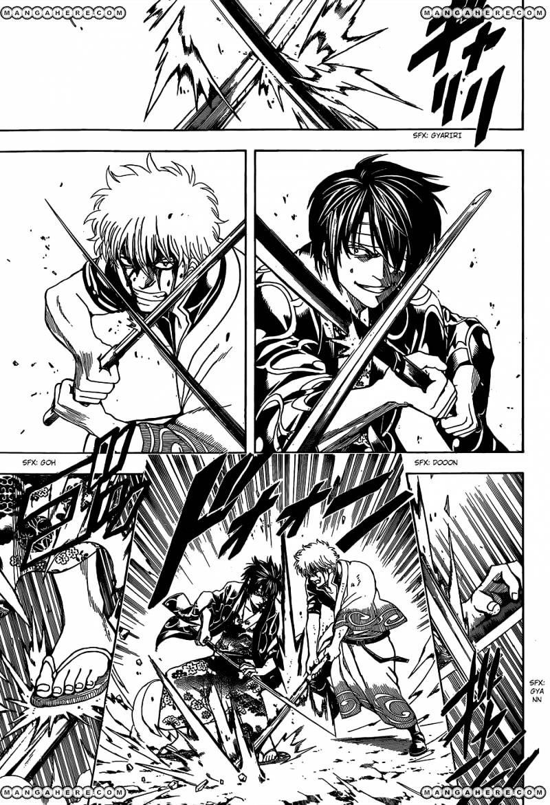 Gintama Chapter 516  Online Free Manga Read Image 7