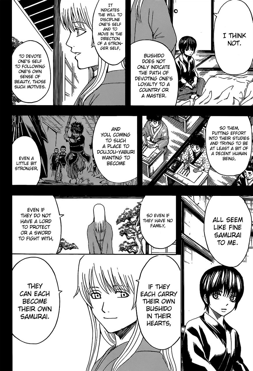 Gintama Chapter 517  Online Free Manga Read Image 10