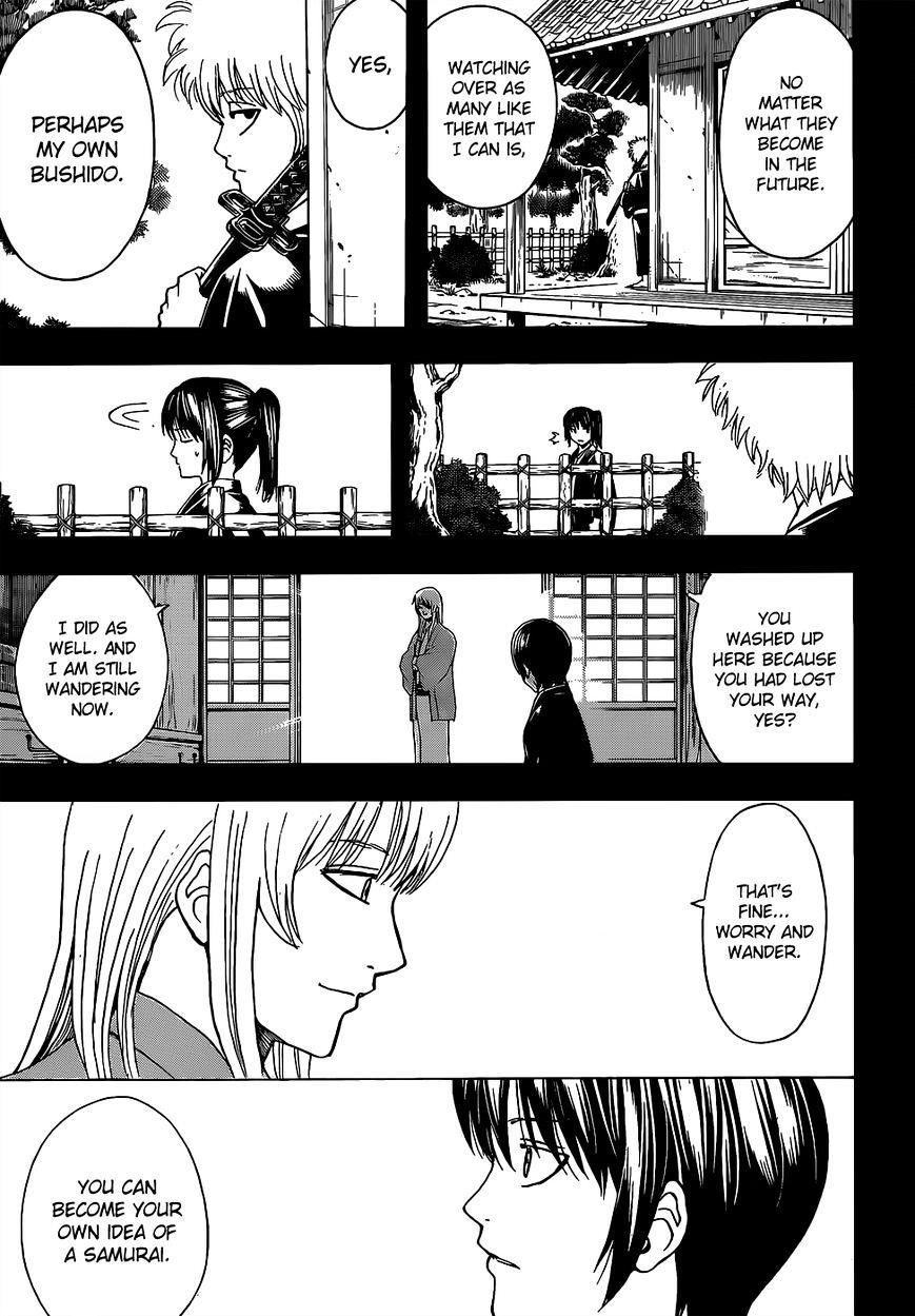 Gintama Chapter 517  Online Free Manga Read Image 11