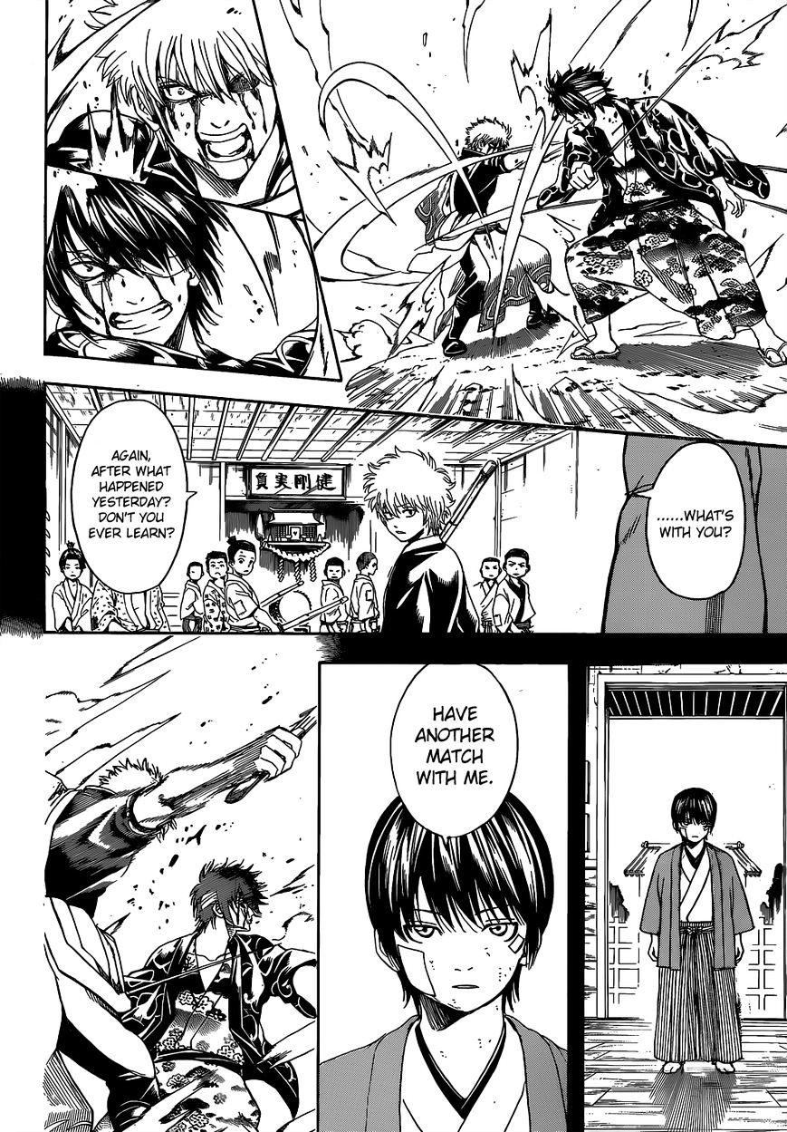 Gintama Chapter 517  Online Free Manga Read Image 12