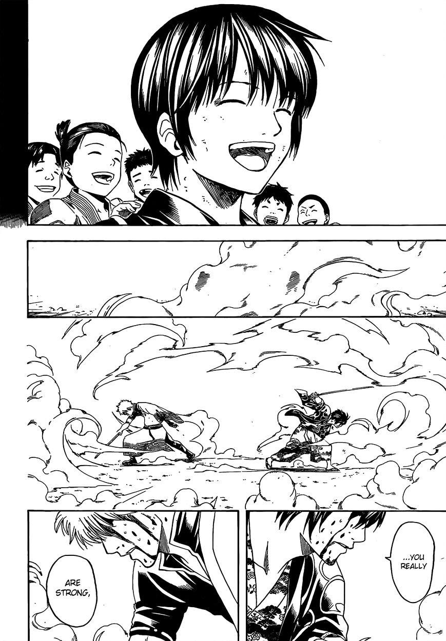 Gintama Chapter 517  Online Free Manga Read Image 18