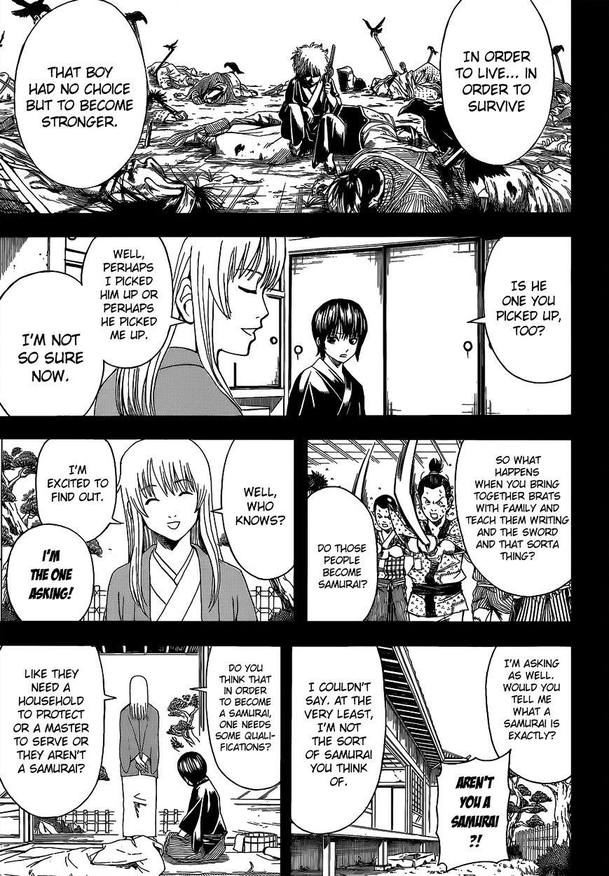 Gintama Chapter 517  Online Free Manga Read Image 9