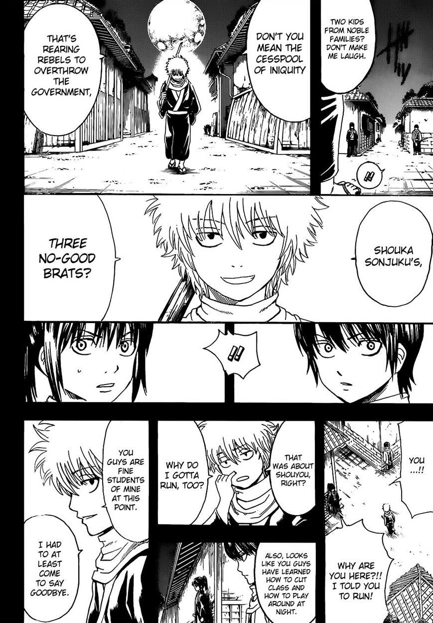 Gintama Chapter 518  Online Free Manga Read Image 10