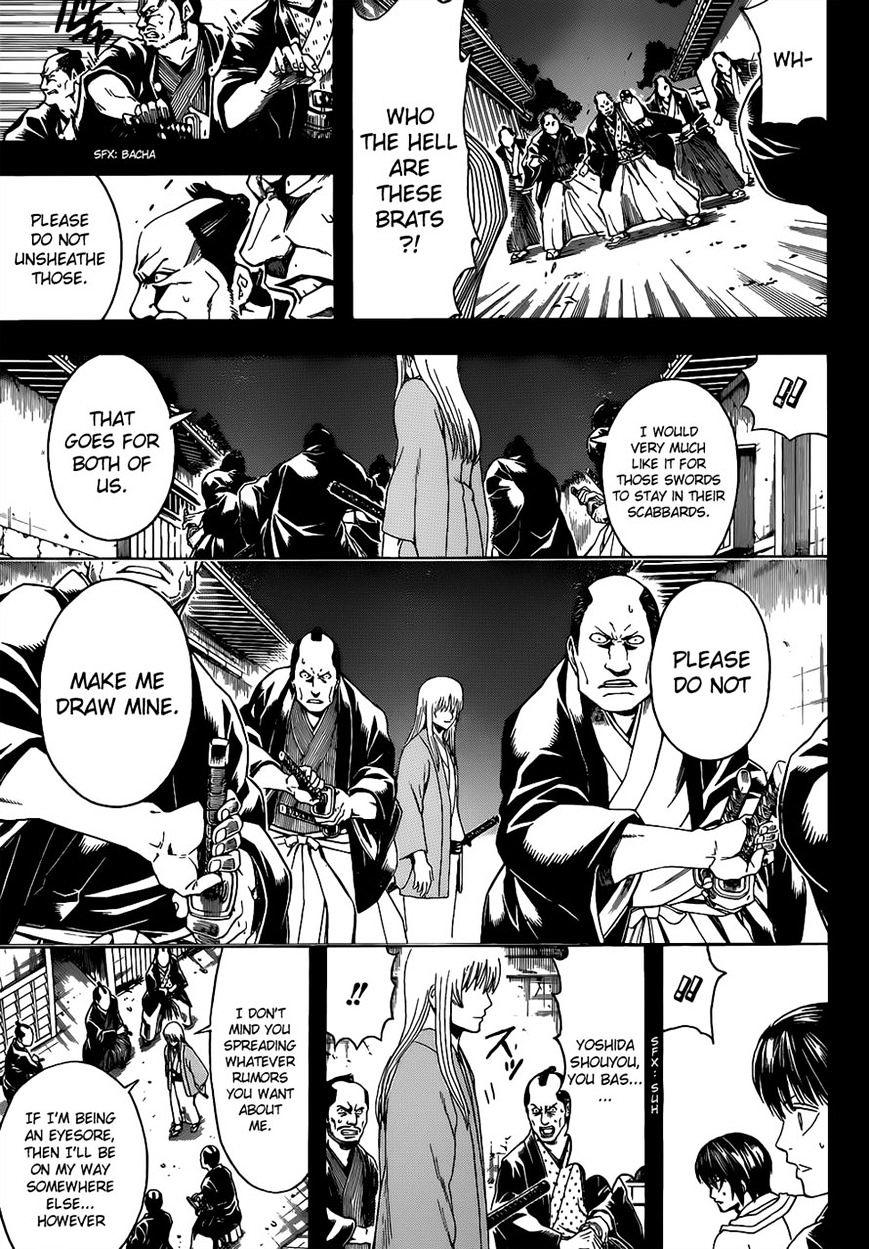 Gintama Chapter 518  Online Free Manga Read Image 13