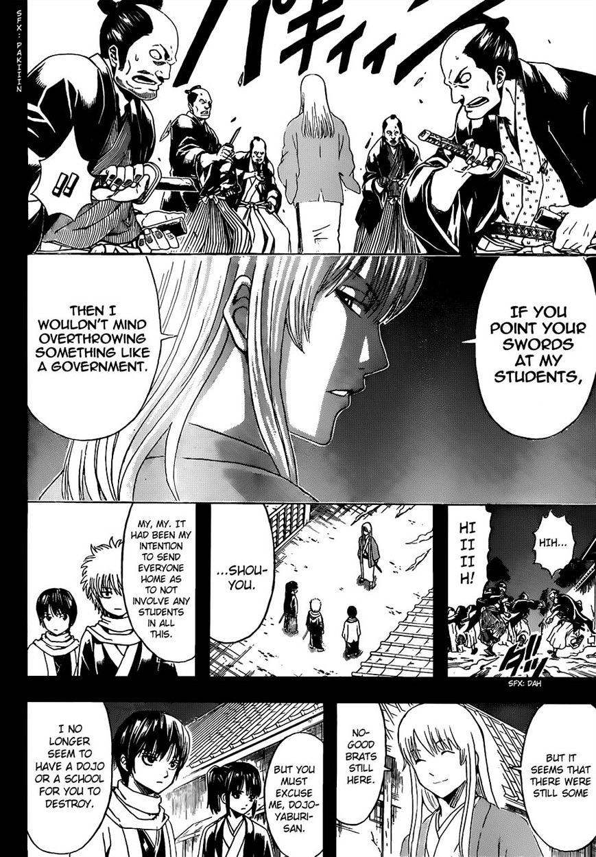 Gintama Chapter 518  Online Free Manga Read Image 14
