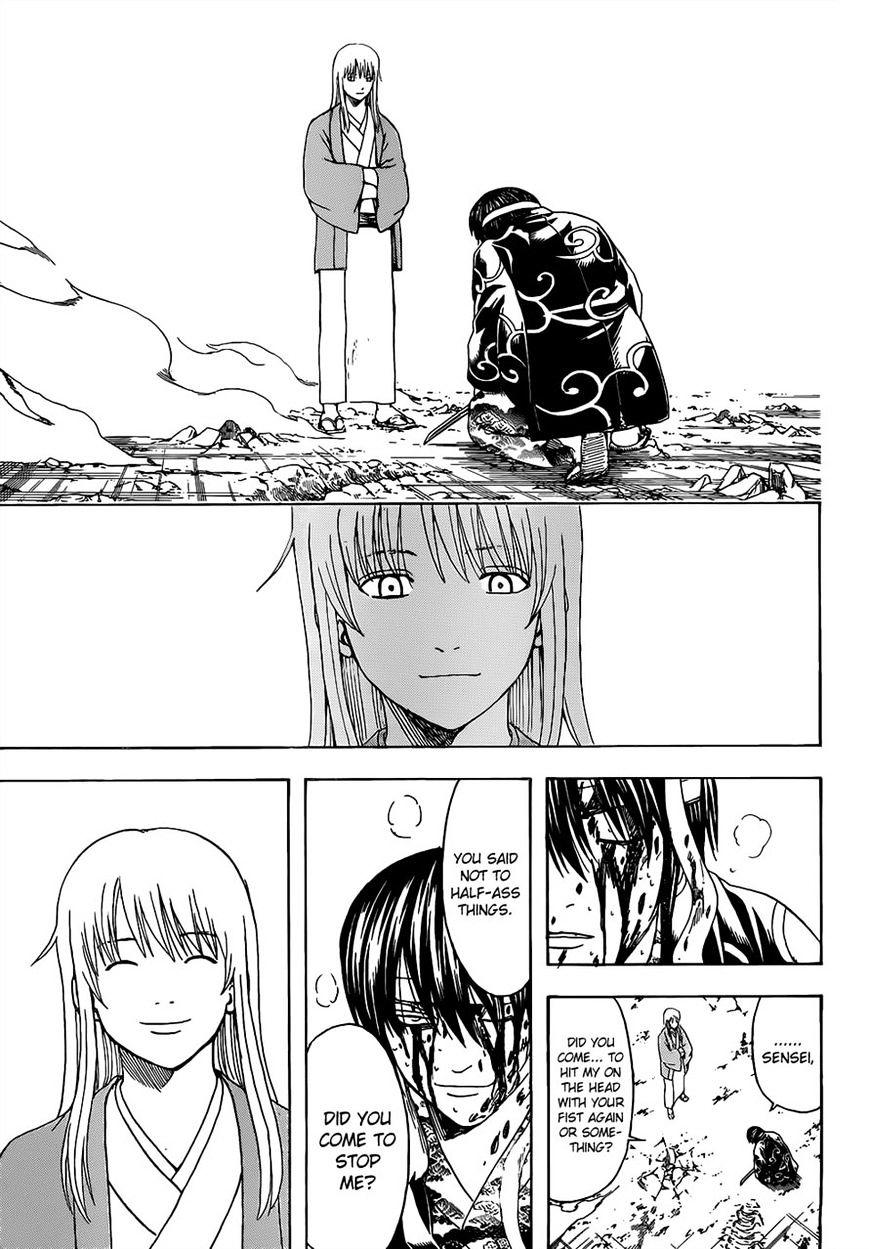 Gintama Chapter 518  Online Free Manga Read Image 17