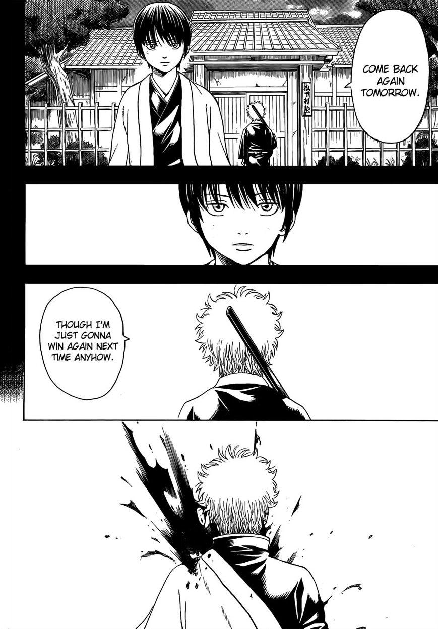 Gintama Chapter 518  Online Free Manga Read Image 2